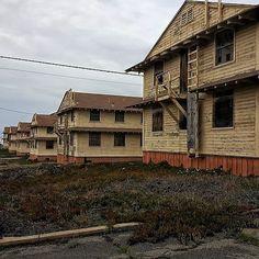 Abandoned - Fort Ord Barracks by SparklePyre