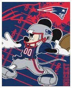 So does Mickey