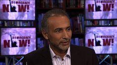 "Islamic Scholar Tariq Ramadan on the Growing Mideast Protests and ""Islam & the Arab Awakening"""
