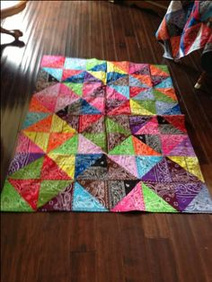 ... quilts bandanas project quilts