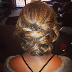 Image result for wedding guest hairstyle up with hat