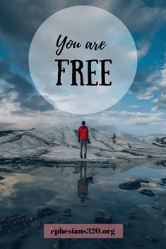 FREEDOM!  You have been set free, you have been unchained?  What are you free from? Who set you free? Click here to find out!!