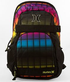 'Hurley Honor Roll Backpack' #buckle #fashion www.buckle.com