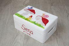 Kisten & Boxen - Spitzbub Erinnerungsbox Erinnerungskiste - Zwerg - ein Designerstück von Spitzbub bei DaWanda