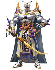 Exdeath, Dark Mage C from Dissidia Final Fantasy NT