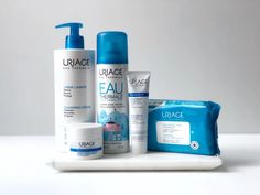 Summer Essentials with Uriage - The Little Loft Allergic To Mosquito Bites, Canada Day Long Weekend, Panda Eyes, Makeup Remover Wipes, Waterproof Makeup, Cotton Pads, Summer Essentials, Skin So Soft, Face And Body