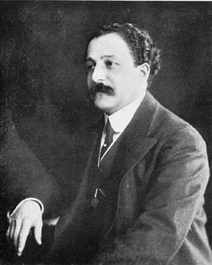 Pierre Monteux, c. 1912. French conductor