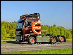 VOLVO FH13 Globetrotter 6x2 - Haninge - Sweden (2)   Flickr - Photo Sharing!