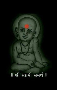 Indian Saints, Saints Of India, Shani Dev, Swami Samarth, Om Sai Ram, Sai Baba, Indian Gods, Gouache Painting, My Lord