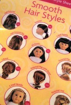 Hair style list- smo...