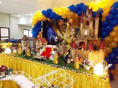 Paty Shibuya: Festa a Bela e a Fera
