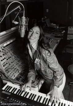 Suzanne Ciani. Composer.
