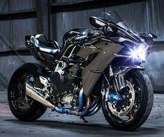 Kawasaki H2-R #Kawasaki