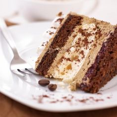 French Coffee Cake Recipe from The Bakers Dozen