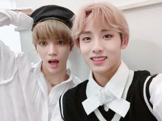 Taeyong and Winwin