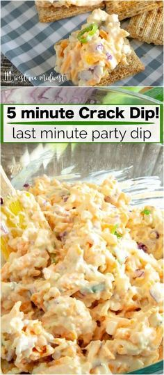 This 5 minute crack dip comes together in 5 minutes and is perfect for serving with crackers. Ideal for pool side snacking, game day snacking or just to serve with cocktails! Pool Snacks, Game Day Snacks, Game Day Food, Appetizers For A Crowd, Appetizer Dips, Appetizers For Party, Appetizer Recipes, Italian Appetizers, Shrimp Appetizers