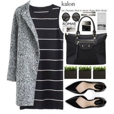 A fashion look from September 2015 featuring Zara pumps and The Row sunglasses. Browse and shop related looks.