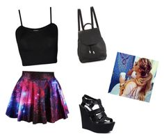 """""""Summer Time"""" by seedominorun ❤ liked on Polyvore featuring beauty, WearAll, Steve Madden and rag & bone"""