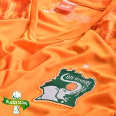 Camisa Puma Costa do Marfim Home 2014