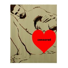 DONT BLOW IT Gay Erotic Art on Canvas 16x20 Pop Art Graffiti and Street Art Inspired Oral Sex Sexual Social Commentary Pride Art (mature)