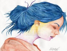 Thoughts without you by Mio299.deviantart.com on @deviantART