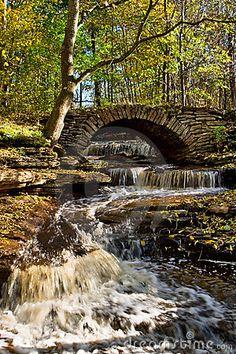Old Stone Bridge Royalty Free Stock Photography - Image: 6376597