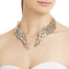 BOW & DIAMOND - really love this unique - chokers are a massive trend for Cute Jewelry, Body Jewelry, Jewelry Box, Jewelery, Jewelry Accessories, Fashion Accessories, Jewelry Necklaces, Fashion Jewelry, Jewelry Design