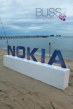 Nokia Blue party in Koh Samui - Bliss EVents Organiser in Koh Samui, Thailand Samui Thailand, Koh Samui, Event Organization, Blue Party, Bliss