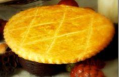 La galette au beurre de la grand-mère du petit chaperon rouge | Le Blog cuisine de Samar