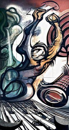 1000 images about a siquieros pintor on pinterest for El mural de siqueiros
