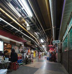 夜散歩のススメ「浅草地下街商店街」東京都台東区浅草