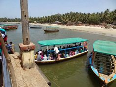 Small Ferries From Malvan Beach to Sindhudurg Fort