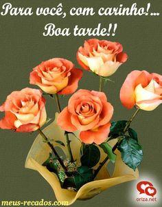 ° ೋ✿°Linda tarde para você que com alegria espalha amor e carinho todos os dias ! ° ೋ✿°