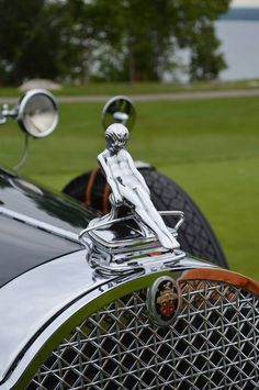 Hood Ornaments Are The Best Part Of Pebble Beach