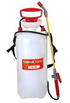 2-Gallon Lawn and Garden Bleach & Chemical Pump Sprayer…