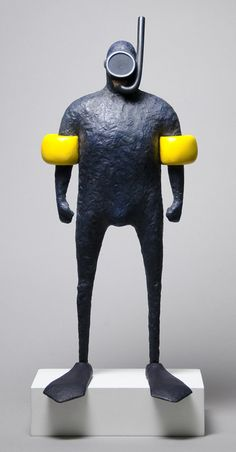 Sculptures by John MorrisAustralia-based sculptor, John Morris began his artistic career in graphic design at Queensland College of Graphic Design and worked as a freelance illustrator and sculptor...
