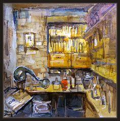 Ernest Descals.Artista Pintor: PINTAR-PINTURAS-PAISAJES-NUEVAS OBRAS-ARTISTA-PINT...