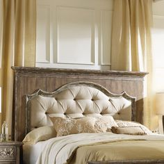Found it at Wayfair - Chatelet Panel Headboard