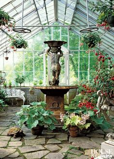 If you're wishing to feature a sunroom greenhouse to all of your house, this article procides you with a lot of inspiring inspirations concerning the right way to usher in type. Greenhouse Frame, Greenhouse Plans, Greenhouse Gardening, Cheap Greenhouse, Indoor Greenhouse, Kitchen Gardening, Greenhouse Wedding, What Is A Conservatory, Garden Structures
