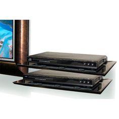 mount world 1430 2 shelf lcd led plasma tv wall mount. Black Bedroom Furniture Sets. Home Design Ideas