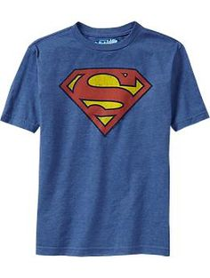 Know a girl who loves superheroes (like mine!)? Raid the boys department at Old Navy for classic logo t-shirts including Superman, Spiderman, and Batman (with no pink or glitter like you find in girls department). Sizes 5-18.