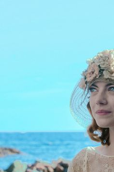 #emma stone #magic in the moonlight