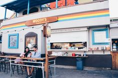 Woody's Breakfast and Burgers - Best Places to Eat in San Diego
