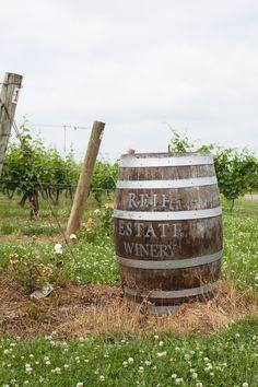 Reif Estate Winery, Niagara-on-the-Lake, Ontario