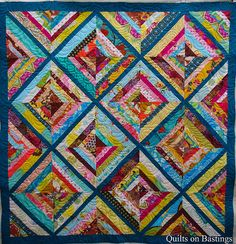 there's something about string quilts...