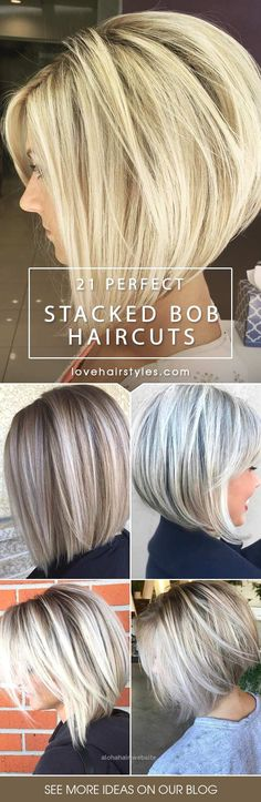 Excellent Find out fantastic stacked bob haircut ideas  The post  Find out fantastic stacked bob haircut ideas…  appeared first on  Aloha Haircuts .