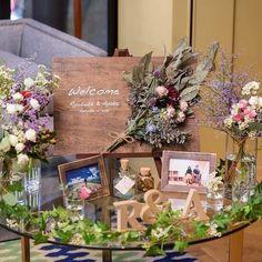 Wedding Album Refill Pages Wedding Album Keepsake Box Wedding Table Flowers, Bridal Flowers, Floral Wedding, Wedding Backdrop Design, Diy Wedding Decorations, Wedding Arrangements, Balloon Garland, Wedding Welcome, Wedding Images