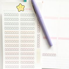 Planner Stickers, Habit Tracker Planner Sticker, Hydration Tracker Sticker, Water Intake Sticker, Erin Condren Stickers, Hydrationv22