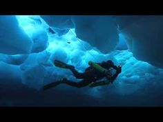 North Pole scuba expedition