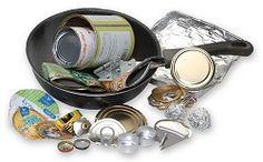 Metallit ovat oivia kierrätettäviä, sillä kierrätys on todella hyödyllistä sekä rahallisesti että ympäristön kannalta. Kierrätysmateriaalia käytettäessä energiaa säästyy 75-95 % verrattuna uuden raaka-aineen käyttöön.